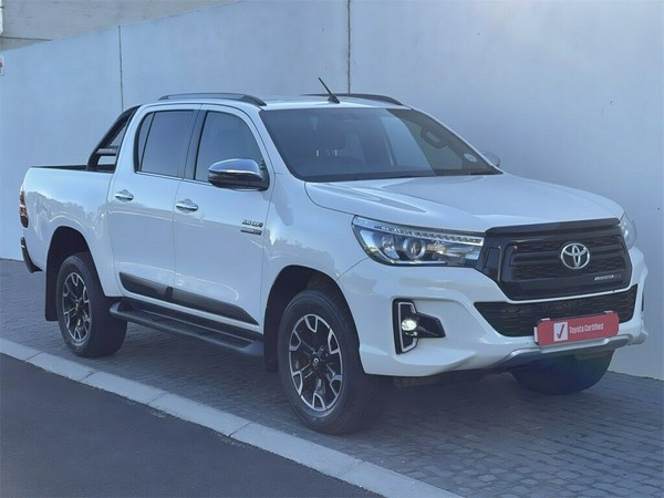2019 Toyota Hilux 2.8 GD-6 RB Raider Double Cab Bakkie Western Cape Table View_0