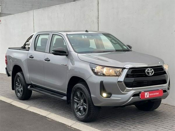 2020 Toyota Hilux 2.4 GD-6 Raider 4x4 Double Cab Bakkie Western Cape Table View_0