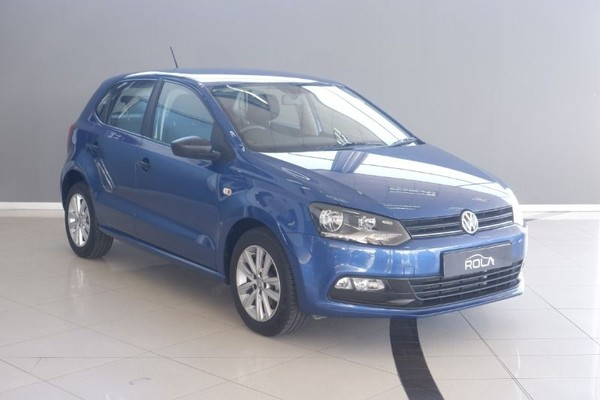 2020 Volkswagen Polo Vivo 1.4 Trendline 5-Door Western Cape Somerset West_0