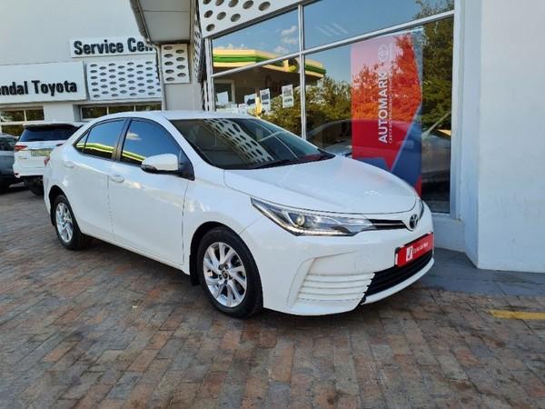 2020 Toyota Corolla Quest 1.8 Exclusive CVT Western Cape Vredendal_0