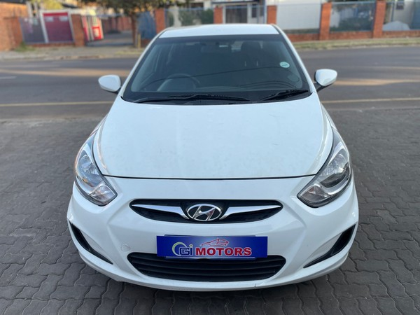 2013 Hyundai Accent 1.6 Gls  Gauteng Pretoria_0