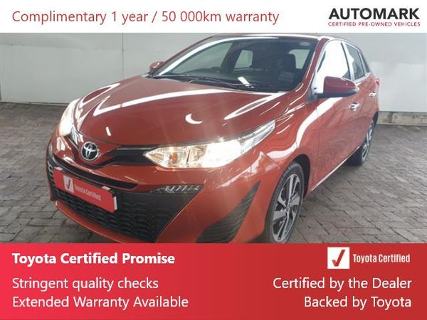2018 Toyota Yaris 1.5 Xs 5-Door Eastern Cape Uitenhage_0