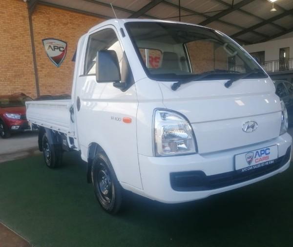 2021 Hyundai H100 Bakkie 2.6D Dropside Kwazulu Natal Pietermaritzburg_0