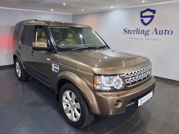 2013 Land Rover Discovery 4 3.0 Tdv6 Hse  Gauteng Pretoria_0