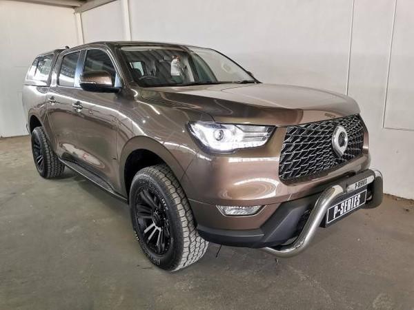 2021 GWM P-Series CV 2.0TD DLX 4X4 Auto Double Cab Bakkie Gauteng Pretoria_0