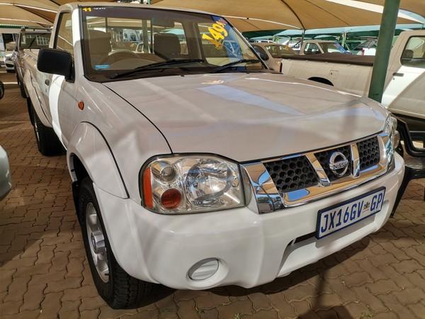 2011 Nissan NP300 Hardbody 2.4i LWB HiRider k12k30 Bakkie Single cab Gauteng Pretoria_0