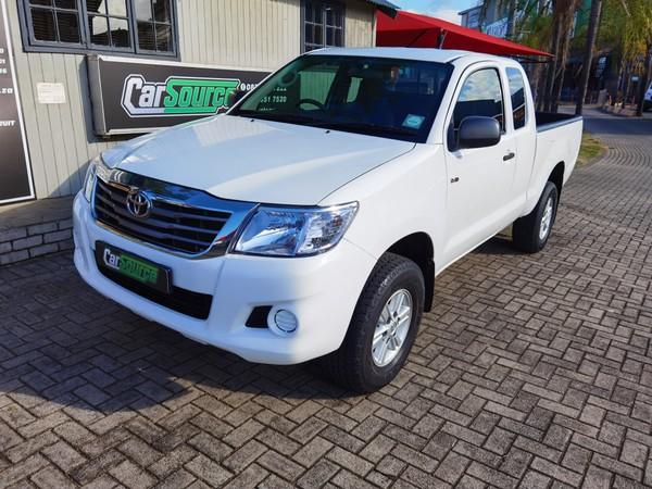 2015 Toyota Hilux 2.5 D-4D RB SRX PU XTRA CAB Mpumalanga Nelspruit_0