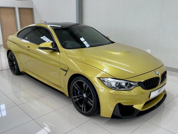2016 BMW M4 Coupe M-DCT Kwazulu Natal Newcastle_0