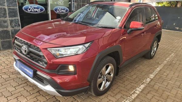 2019 Toyota RAV4 2.0 GX-R CVT AWD Limpopo Mokopane_0