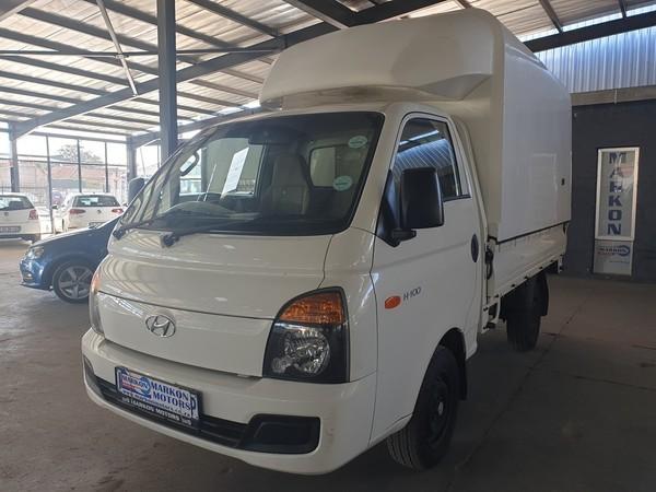 2018 Hyundai H100 Bakkie 2.6d Fc Ds  Gauteng Springs_0