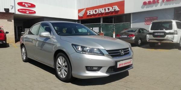 2016 Honda Accord 2.0 Elegance Auto Gauteng Boksburg_0