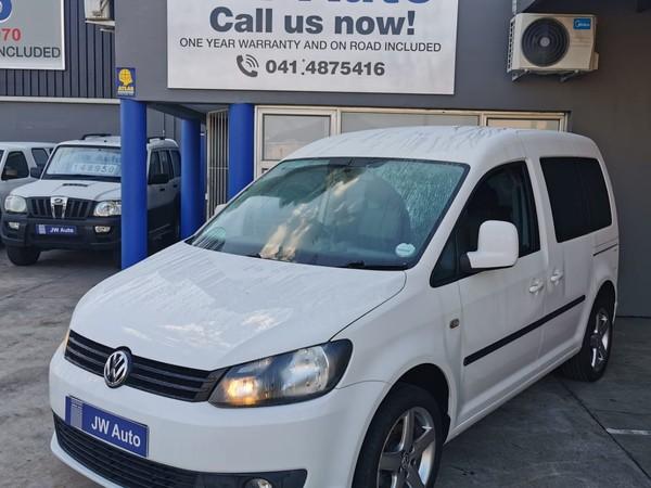 2014 Volkswagen Caddy 2.0 TDI Trendline  Eastern Cape Port Elizabeth_0
