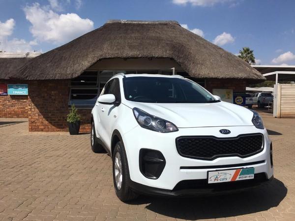 2017 Kia Sportage 2.0 Ignite Gauteng Centurion_0