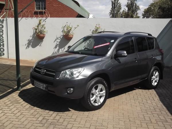 2010 Toyota Rav 4 Rav4 2.0 Vx At  Gauteng Centurion_0