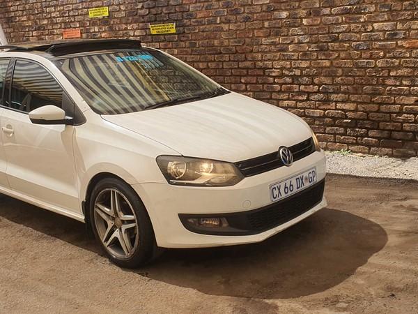 2014 Volkswagen Polo 1.4 Trendline 5dr  Gauteng Pretoria_0