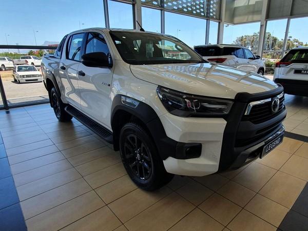 2021 Toyota Hilux 2.8 GD-6 RB Legend RS 4x4 Double Cab Bakkie Western Cape Table View_0