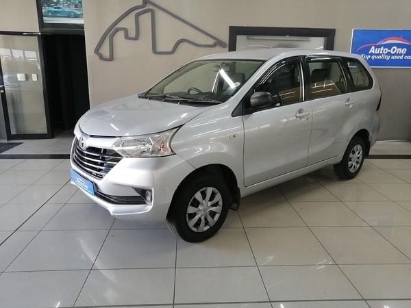 2017 Toyota Avanza 1.3 S Western Cape Parow_0