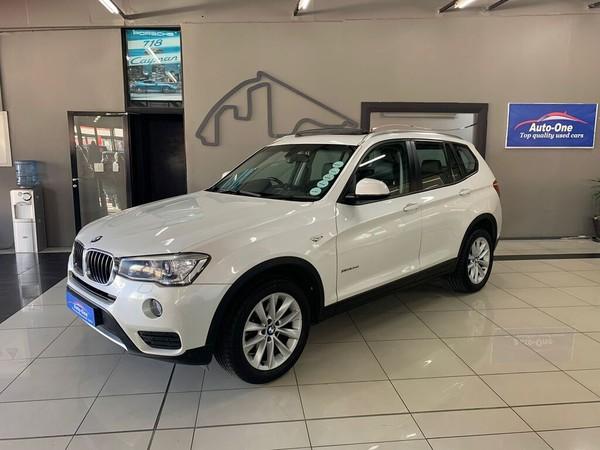 2015 BMW X3 xDRIVE20d Exclusive Auto Western Cape Parow_0