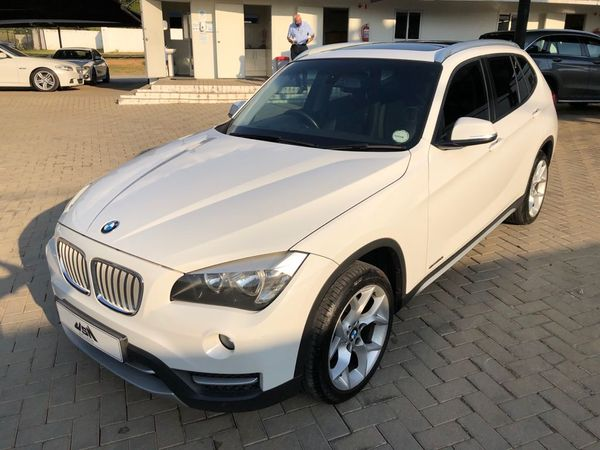 2013 BMW X1 Sdrive20i Xline  At  Gauteng Sandton_0