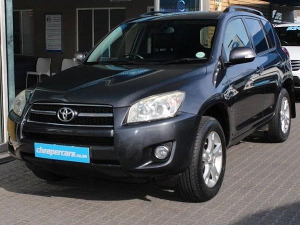 2010 Toyota Rav 4 Rav4 2.0 Vx  Western Cape Bellville_0