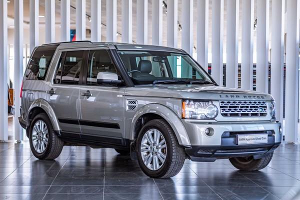 2012 Land Rover Discovery 4 5.0 V8 Hse  Gauteng Vereeniging_0