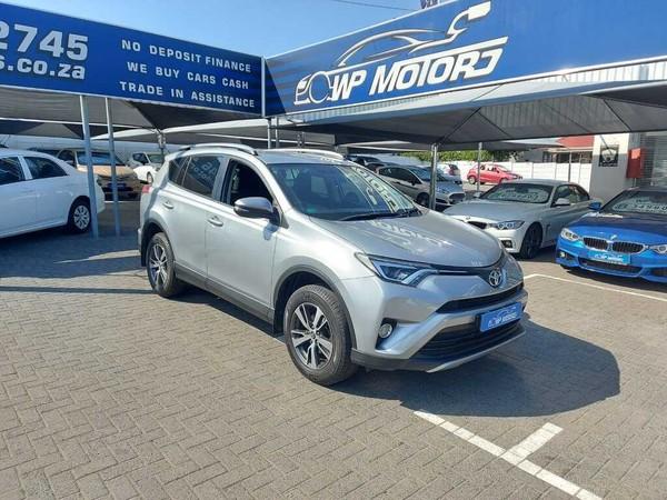 2017 Toyota RAV4 2.0 GX Auto Western Cape Bellville_0