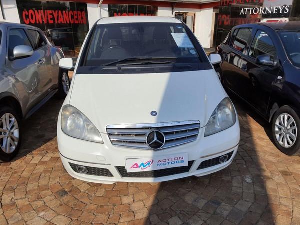 2009 Mercedes-Benz A-Class A 180 Cdi Avantgarde At  Gauteng Lenasia_0