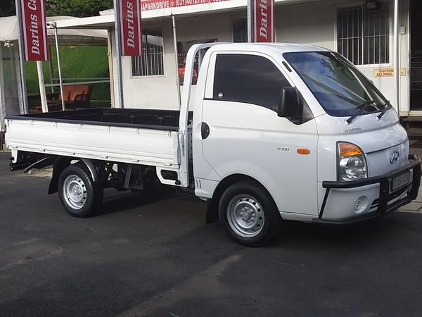 2008 Hyundai H100 Bakkie 2008 HYUNDAI H-100 2.5 BAKKIE Kwazulu Natal Chatsworth_0