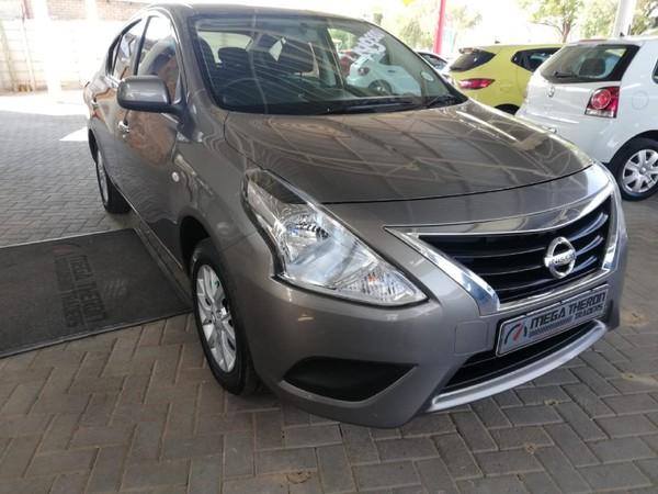 2017 Nissan Almera 1.5 Acenta North West Province Klerksdorp_0