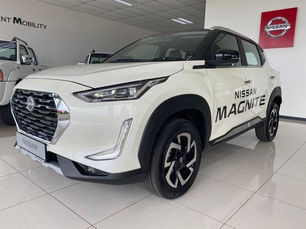 2021 Nissan Magnite 1.0 Acenta Plus CVT Eastern Cape Humansdorp_0