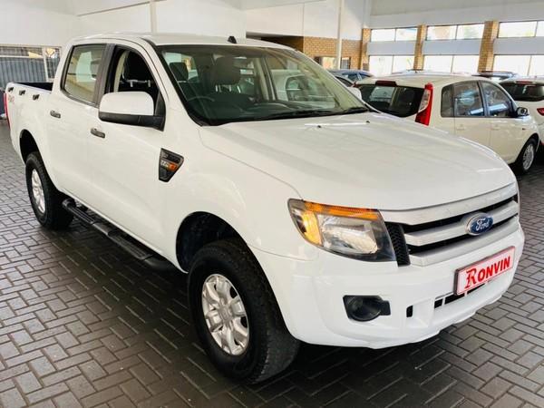2015 Ford Ranger 2.2 TDCi XL PLUS 4X4 Double cab Bakkie Mpumalanga Middelburg_0