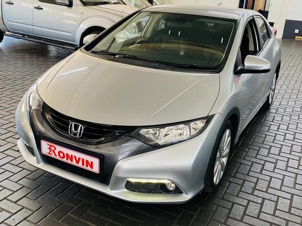 2014 Honda Civic 1.8 Executive  Mpumalanga Middelburg_0