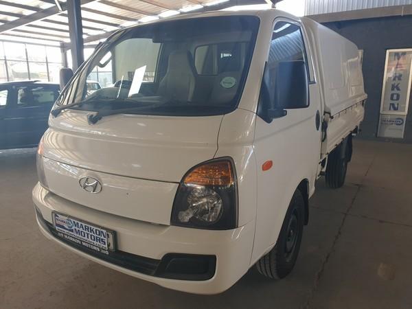 2018 Hyundai H100 Bakkie 2.6d Ac Fc Ds  Gauteng Springs_0