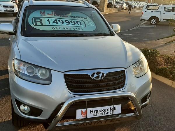 2011 Hyundai Santa Fe 2.2 Crdi At 4x4  Western Cape Brackenfell_0