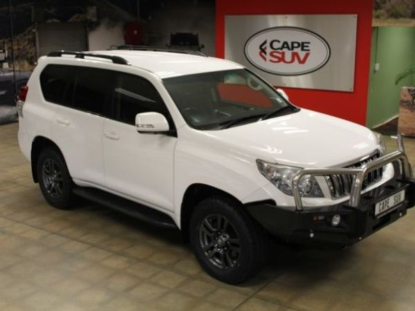 2012 Toyota Prado Vx 4.0 V6 At  Western Cape Brackenfell_0