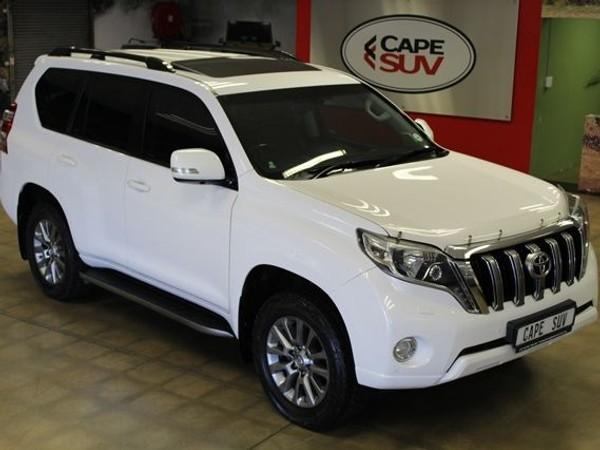 2014 Toyota Prado VX 4.0 V6 Auto Western Cape Brackenfell_0