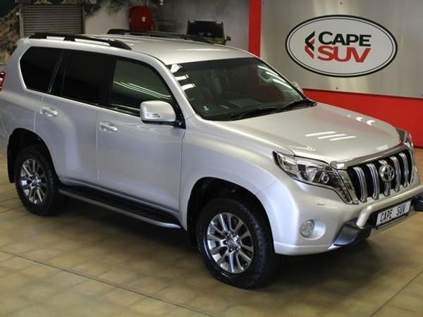 2016 Toyota Prado VX 4.0 V6 Auto Western Cape Brackenfell_0