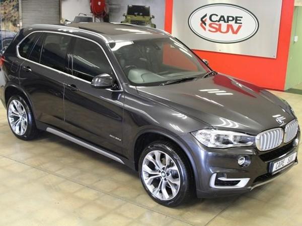 2016 BMW X5 xDRIVE30d M-Sport Auto Western Cape Brackenfell_0