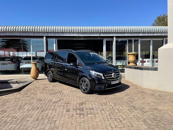 2018 Mercedes-Benz V-Class V250d  Avantgarde Auto Mpumalanga Delmas_0