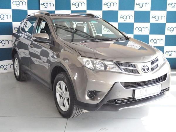 2014 Toyota RAV4 2.0 GX Free State Bloemfontein_0