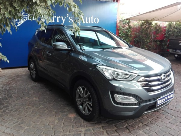 2013 Hyundai Santa Fe 7 Seater Gauteng Edenvale_0