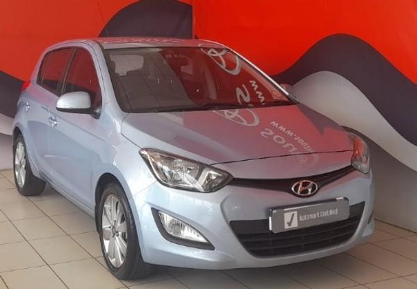 2014 Hyundai i20 1.4 Fluid  Gauteng Lenasia_0