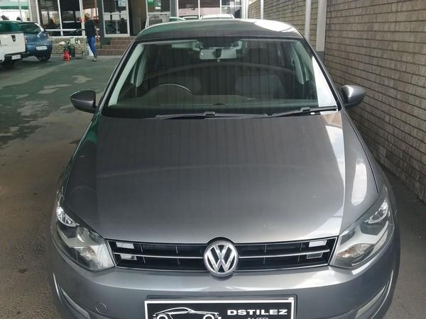 2012 Volkswagen Polo 1.4 Comfortline 5dr  Gauteng Pretoria_0