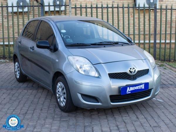 2010 Toyota Yaris T3 Spirit  Gauteng Roodepoort_0
