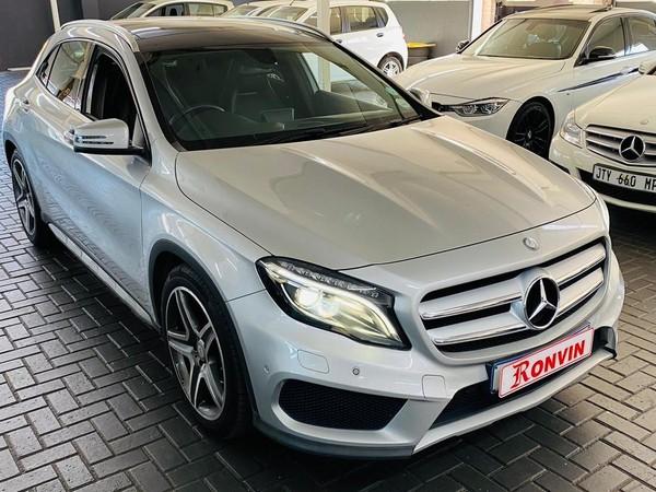 2015 Mercedes-Benz GLA-Class 200 CDI Auto Mpumalanga Middelburg_0