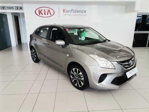 2021 Toyota Starlet 1.4 Xs Auto Kwazulu Natal Pinetown_0