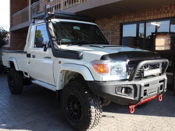 2017 Toyota Land Cruiser 79 4.0p Pu Sc  Gauteng Pretoria_0