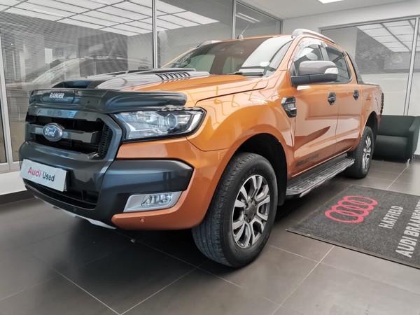 2018 Ford Ranger 3.2 TDCi Wildtrak Auto Double-Cab Gauteng Johannesburg_0