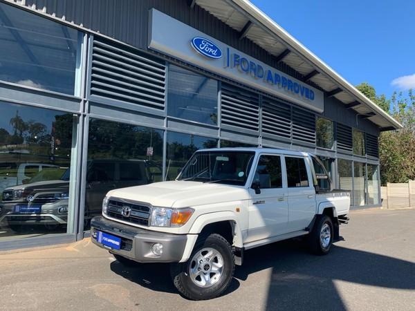 2021 Toyota Land Cruiser 79 4.2 D Double-Cab Kwazulu Natal Hillcrest_0