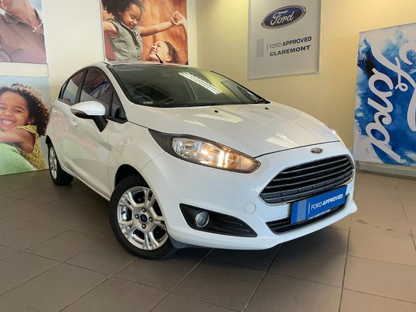 2016 Ford Fiesta 1.6 TDCi Trend 5-dr Western Cape Ottery_0